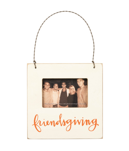 Friendsgiving Mini Hanging Frame
