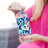 Monogrammed Make Waves Wrap Around Beverage Holder