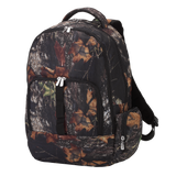 Monogrammed Camo Backpack