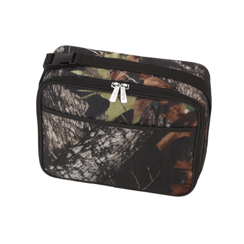 monogrammed camo lunch box southern touch monograms
