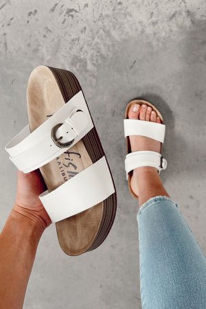 Blowfish Marge Sandal - Coconut