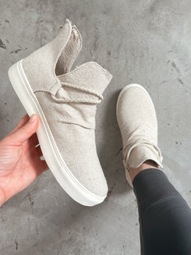 Very G Legacy Sneaker - Natural