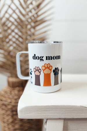 Dog Mom Travel Cup