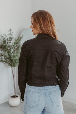 Eva Backpack- Black