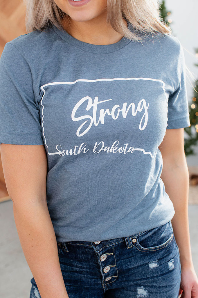 South Dakota Strong - Fundraiser T-Shirt - Beautique