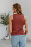 Love Simply Top - Mauve