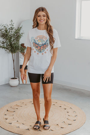 Back In Motion Sweater-Ivory Multi