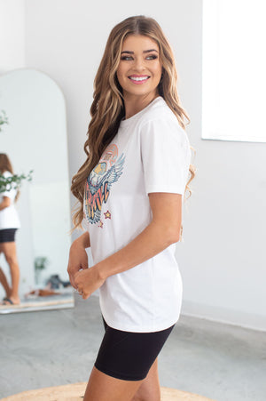 Summertime Girl Striped Maxi Dress-Olive/Ivory