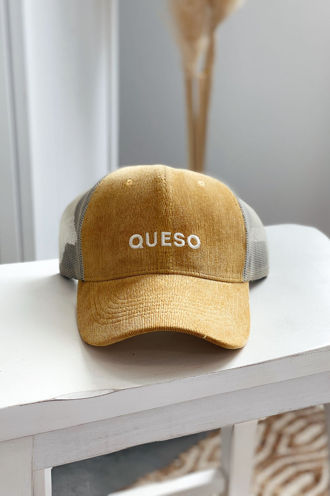 Corduroy Hats-Multiple Options