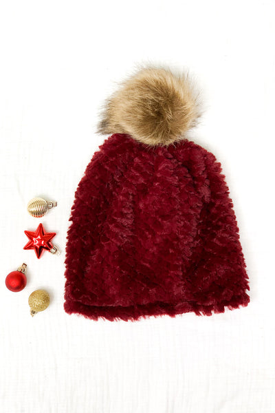 Starry Skies Pom Beanie-Multiple Options
