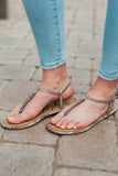 Blowfish Ryan Sandal - Pewter