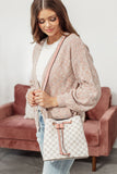 Lacey Bucket Bag - Cream