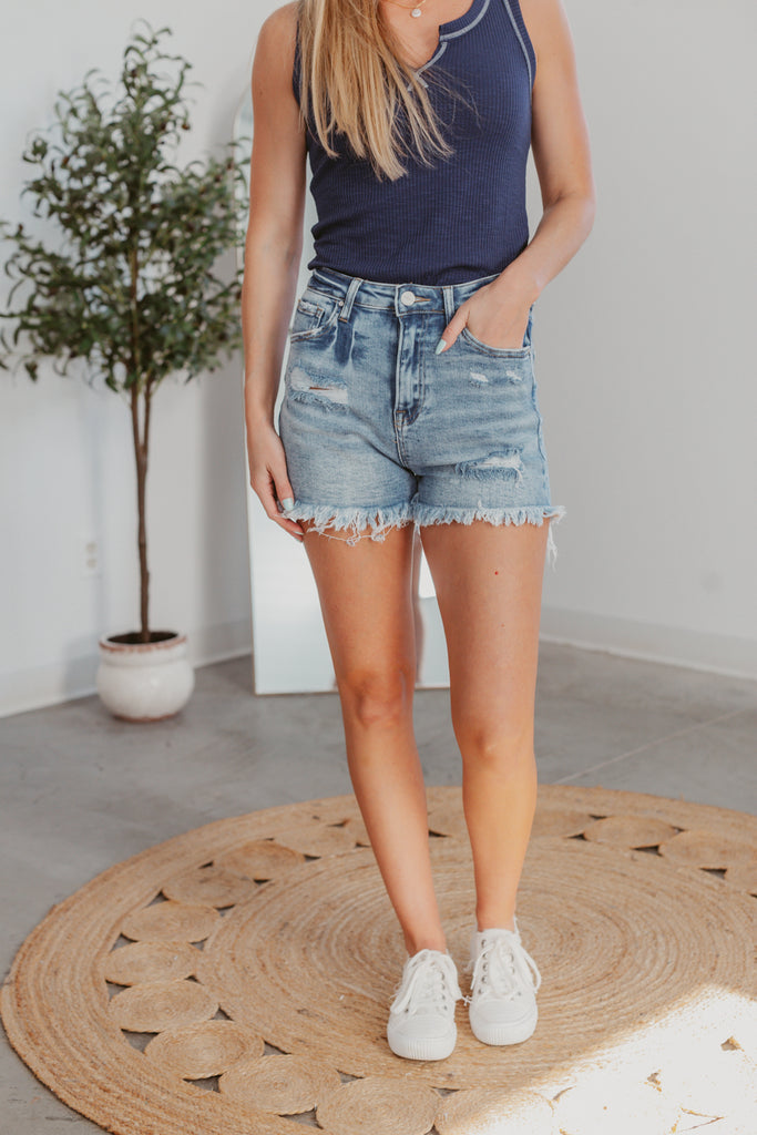 Ray Of Sunshine Jogger- Blue(S-XL)