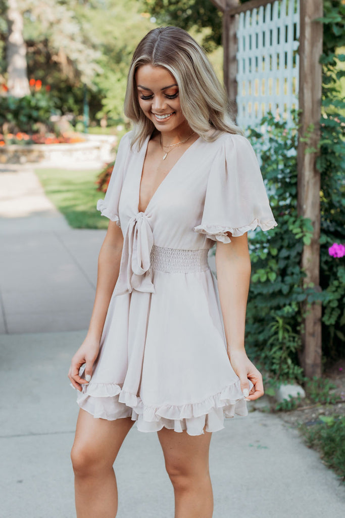 Instantly Famous Romper