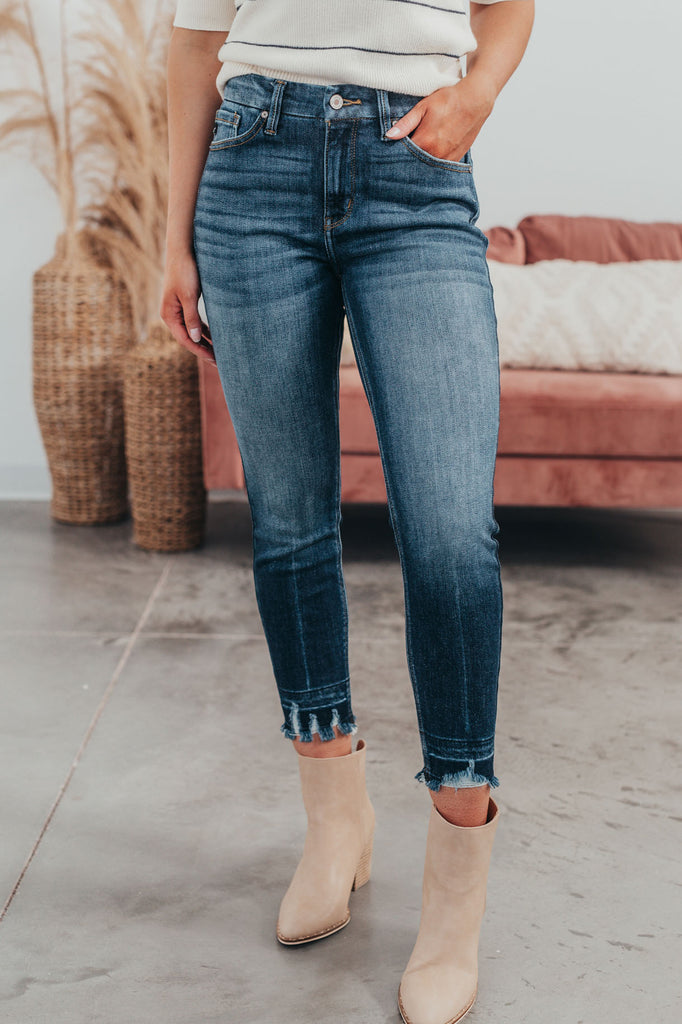 KanCan Lizzy High Rise Skinny