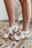 Sorel Ella Sandal - Sea Salt