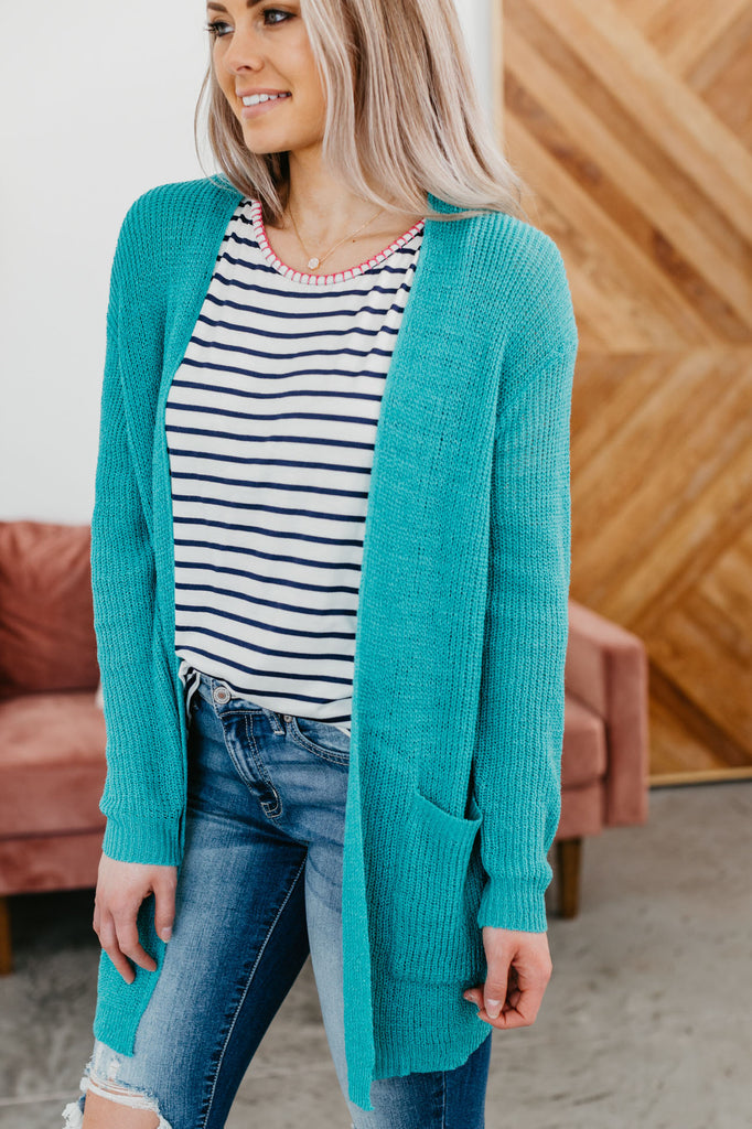 Good Things Are Coming Cardigan