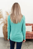 Sunday Mornings Sweater - Light Jade