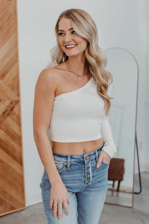 Hello Spring Striped Sweater - Light Yellow