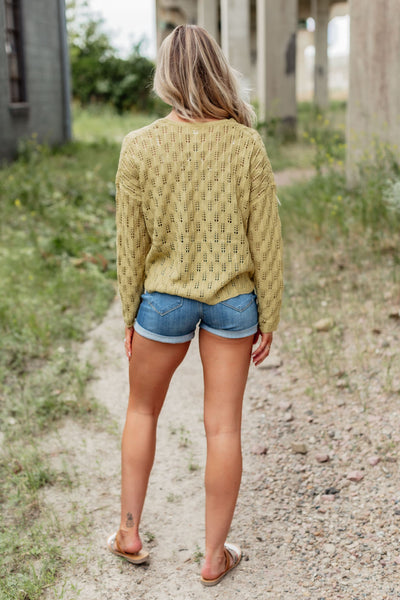 Thinking Aloud Sweater