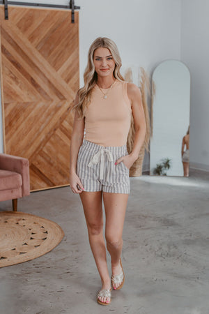 Very G Havana Bootie - Grey