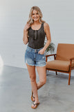 The Last Dance Romper- Black