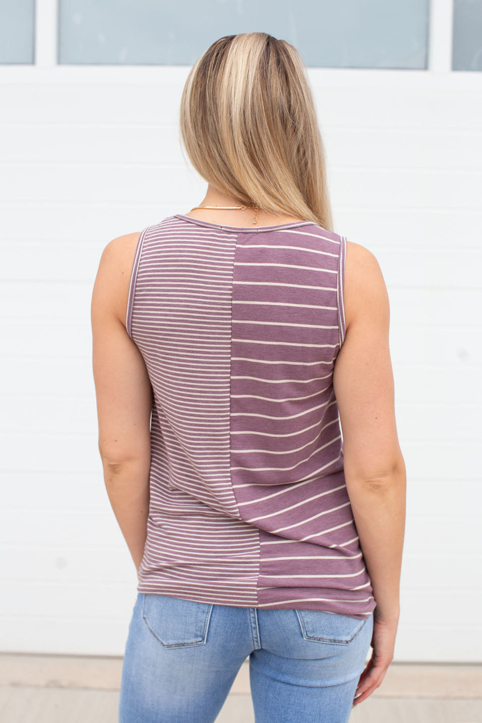 Stuck On You High Neck Tank- Multiple Options