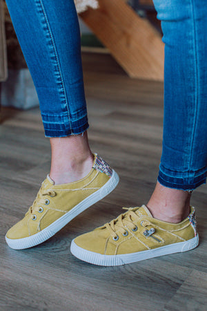 Blowfish Fruit Sneaker - Bamboo