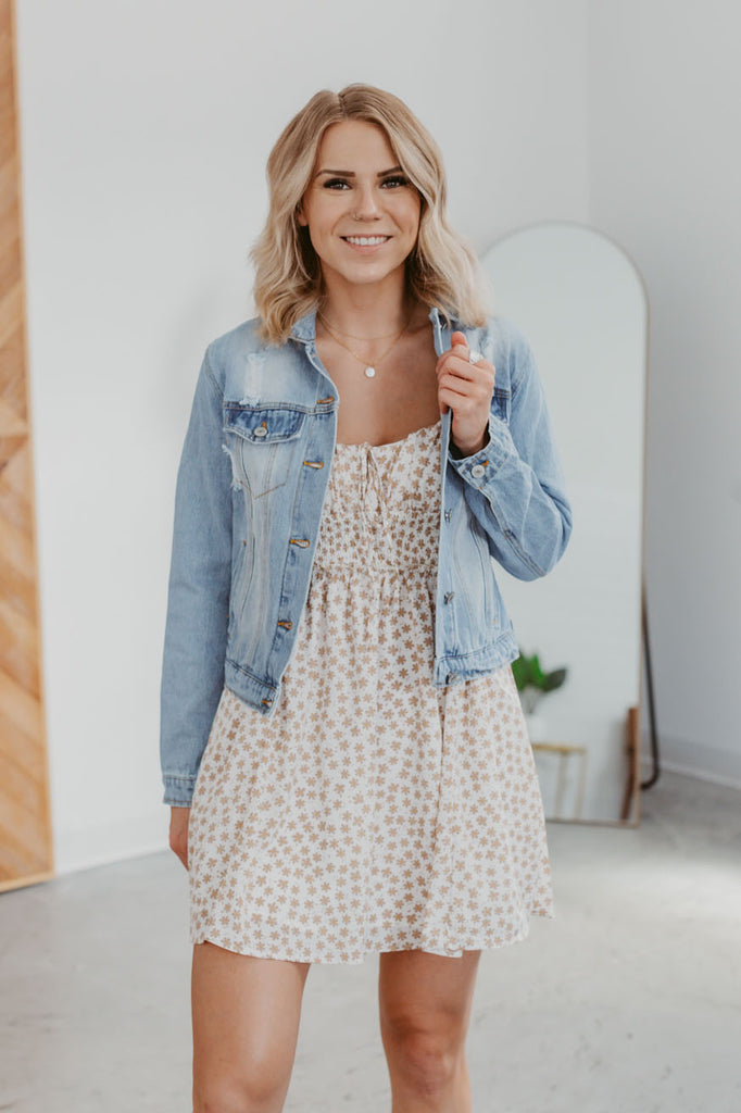 Slouchy Pocket Tee - Mint