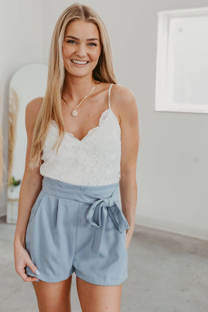 Just The Beginning Leggings-Black