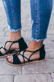 Very G Destiny Sandal - Black