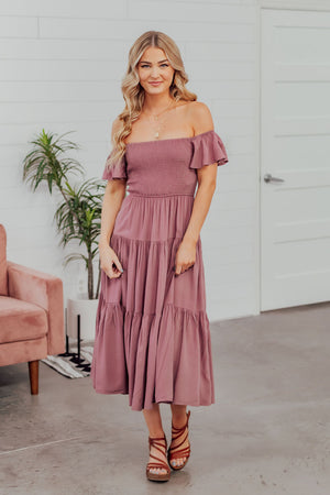 Tell Me Your Secrets Boot- Taupe
