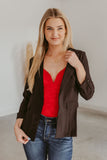 Goes With Everything V-Neck Long Sleeve(Multiple Options) - Beautique