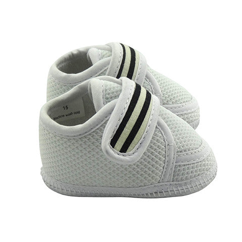Boys Velcro Kicks - Crystal & Cloth