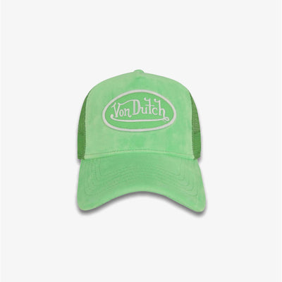 Von Dutch VELVET LIME TRUCKER