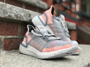 Adidas Womens UltraBOOST 19 W Grey Pink B75881