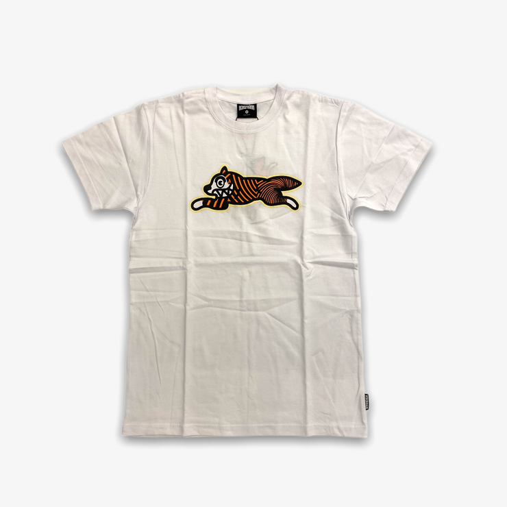 Ice Cream Hi Doggie SS Tee White