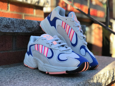 Adidas Yung-1 white cleora royal BD7654