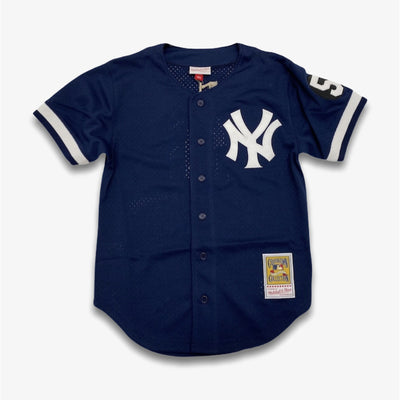 Mitchell & Ness MLB Batting Practice Jersey New York Yankees Blue