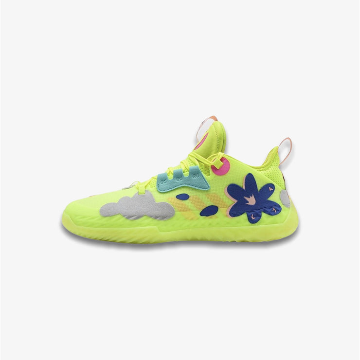Adidas Harden Vol. 5 Futurenatural FY2118 SYellow Creyel Hireye