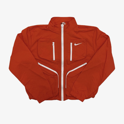 Women's Nike Sportswear Tech Pack Jacket Red CU6036-673