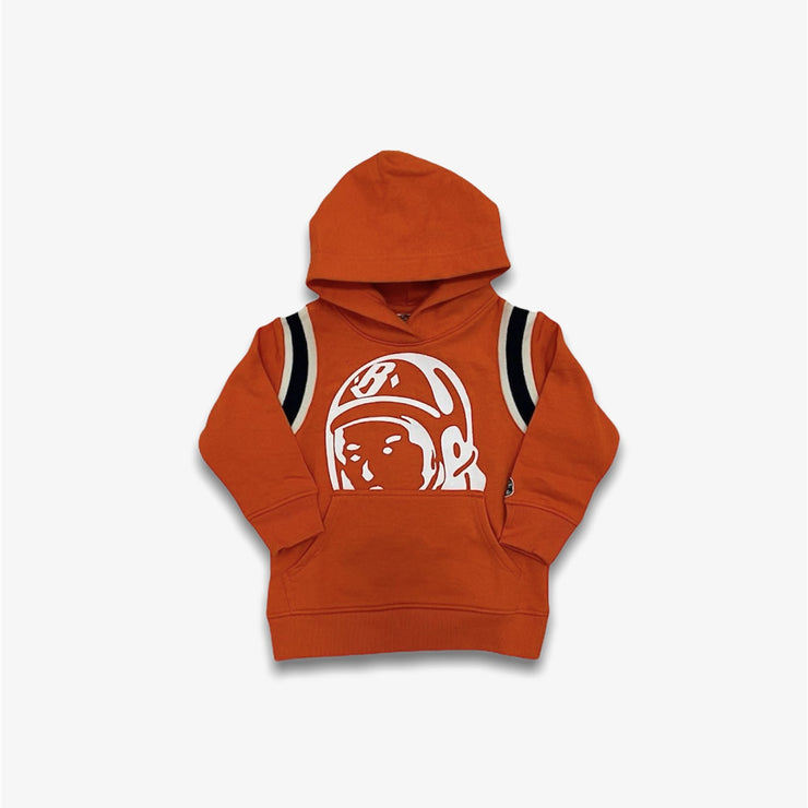 BBC BB Helmet hoodie Red orange KIDS