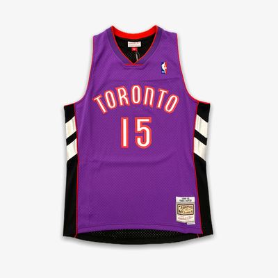 Mitchell & Ness NBA Swingman Jersey Raptors 1999 Vince Carter