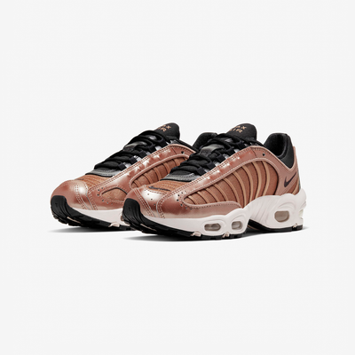 Nike Women's Air Max Tailwind IV Mtlc Red Bronze Oil Grey CT1184-900
