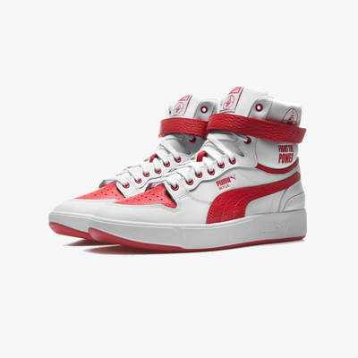Puma Sky LX Public Enemy Puma White High Risk Red 374538-01