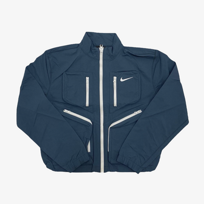 Women's Nike Sportswear Tech Pack Jacket Ash Green CU6036-058