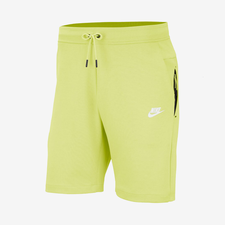 Nike Sportswear Tech Fleece Shorts Limelight White 928513-367