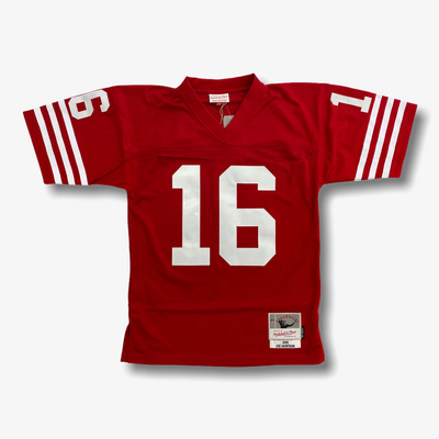 Mitchell & Ness NFL Legacy Jersey San Francisco 49ers Joe Montana 1990 Red