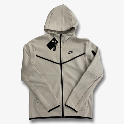 Nike Sportswear Tech Fleece Zip Up Light Bone CU4489-072