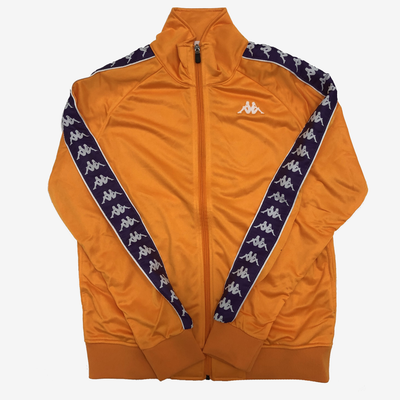 Kappa 222 Banda Anniston Track Jacket Orange Purple
